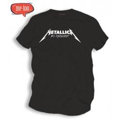Koszulka t-shirt Metallica By Request