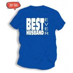Koszulka dla męża Best husband ever