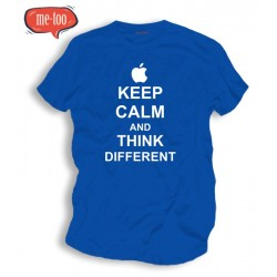 Koszulka T-shirt Keep Calm and Think Different