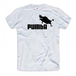 Śmieszne koszulki Pumba