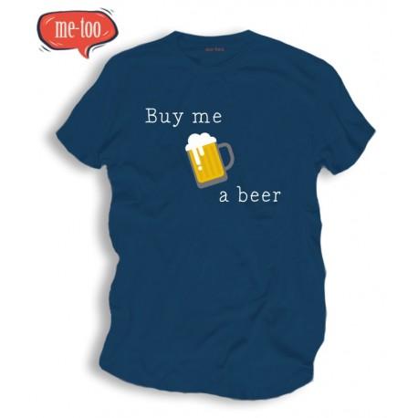 Śmieszna koszulka Keep Calm and have a beer