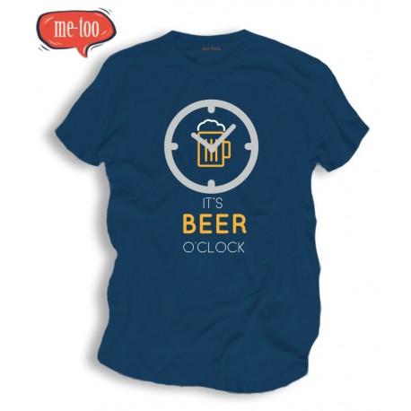 Śmieszna koszulka męska Buy me a beer