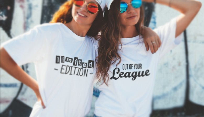 Koszulki damskie na każda okazję