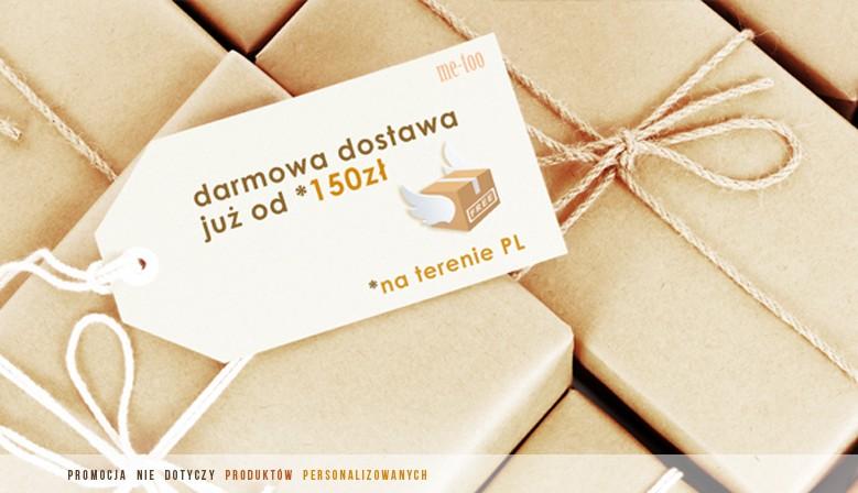 Darmowa dostawa na terenie Polski